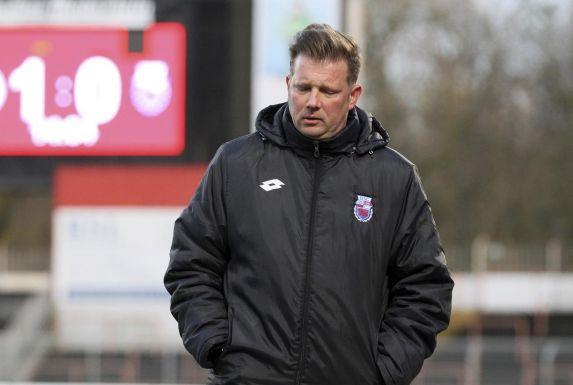 Björn Joppe, Trainer des Bonner SC, darf sich über Zugang Nummer drei freuen.