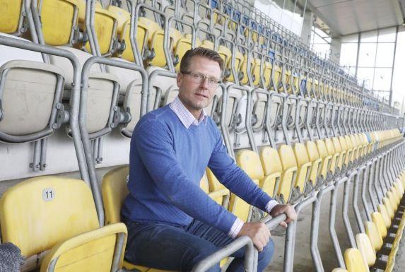 Rico Schmitt, Trainer des SV Meppen.
