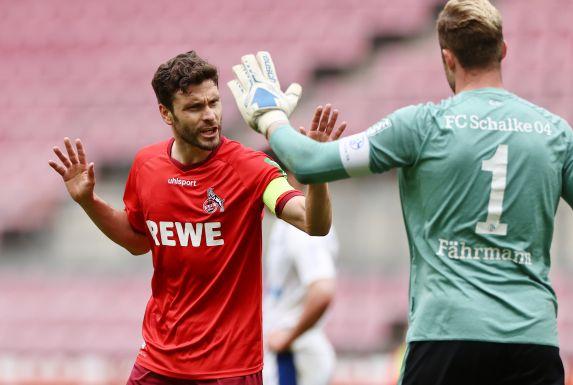 Ralf Fährmann war überragend, konnte aber die Niederlage gegen Köln nicht verhindern.