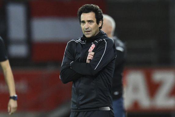Fortuna-II-Trainer Nico Michaty wird einige neue Gesichter im Kader 2021/2022 begrüßen.