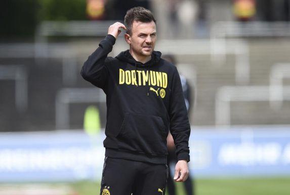 Enrico Maaßen und sein Dortmunder U23-Nachwuchs haben weiterhin alles selbst in der Hand.