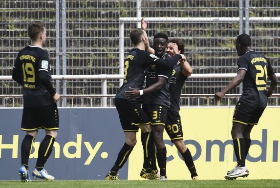 Der VfB Homberg hat beim 2:2 in Dortmund eine Überraschung gelandet.