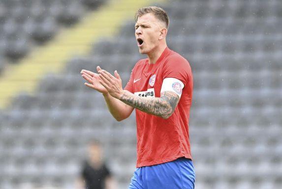Tjorben Uphoff verabschiedet sich vom Wuppertaler SV.