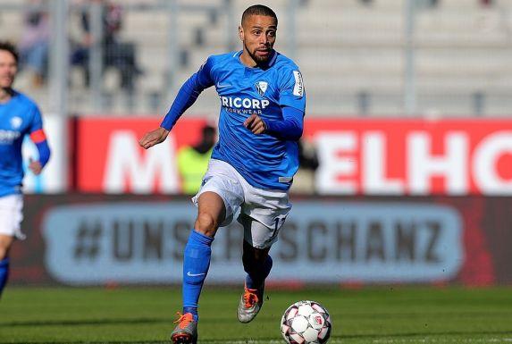 Sidney Sam, hier im Trikot des VfL Bochum.