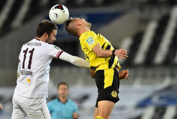 Der enge Zweikampf zwischen Rot-Weiss Essen und der U23 von Borussia Dortmund wird am kommenden Wochenende entschieden.