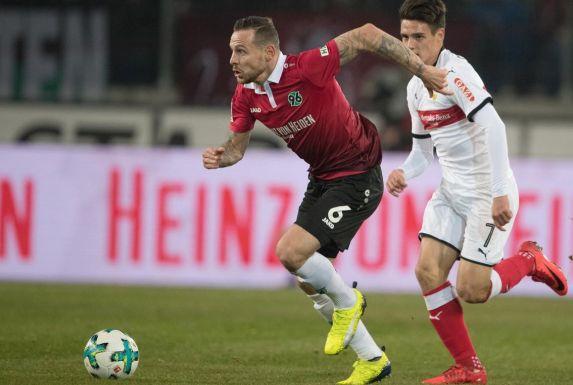 MSV-Neuzugang Marvin Bakalorz wechselte im Sommer 2020 von Hannover 96 zu Denizlispor.