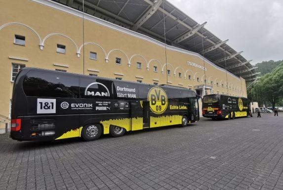 Borussia Dortmund II ist zum Saisonfinale nach Wuppertal gereist.