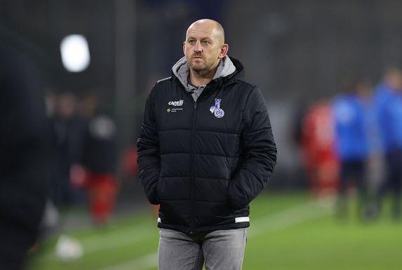 Der ehemalige Coach des MSV Duisburg wird neuer Trainer beim SV Darmstadt 98. (