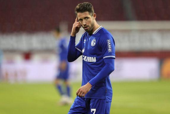 Schalke-Stürmer Mark Uth.