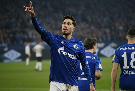 Künftig im Hertha-Dress: Schalkes Suat Serdar. (