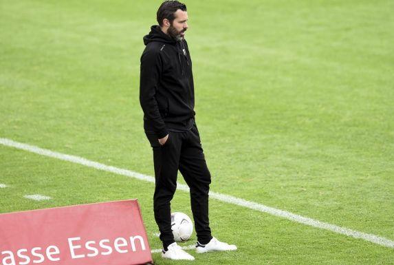 Ihn zieht es wohl zur AS Eupen: Kristoffer Andersen, in der Rückrunde Interimstrainer von Alemannia Aachen.