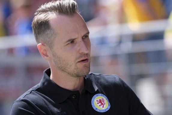 Vor seiner Zeit in Essen war Christian Flüthmann Trainer bei Eintracht Braunschweig.