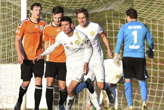 Yassin Merzagua will in Zukunft für den SV Straelen jubeln.
