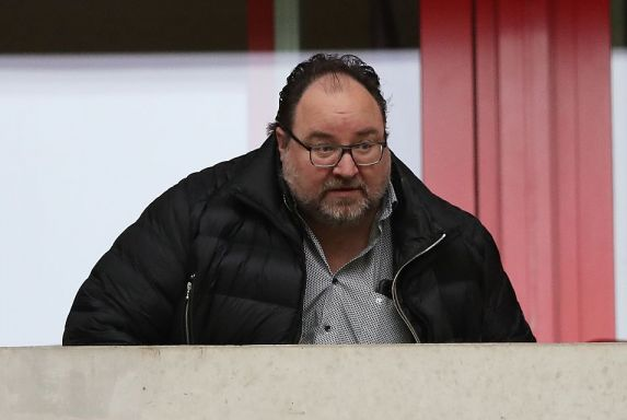 Wieder da: Mikhail Ponomarev stellte dem FC Wacker Innsbruck einen Kredit zur Verfügung.