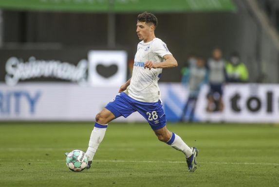 Alessandro Schöpf, hier noch im Trikot des FC Schalke 04.