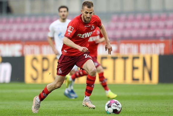 Soll der gesuchte offensive Kreativspieler werden: Dominick Drexler wechselt vom 1. FC Köln zu Schalke 04.