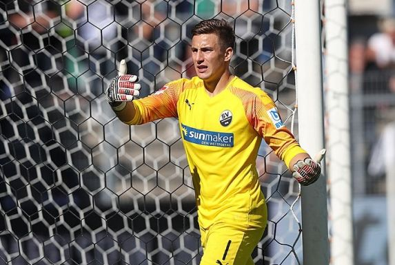 Wechselt wohl zum FC Schalke 04: Martin Fraisl.