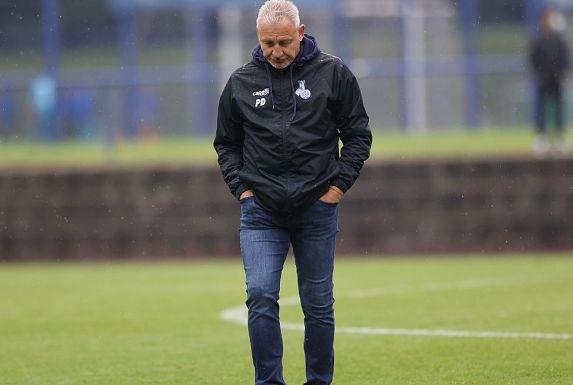 Muss aktuell mit zahlreichen personellen Fragezeichen auskommen: MSV-Trainer Pavel Dotchev.