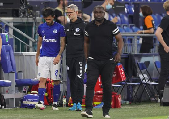 Schalke, S04, Asamoah, 2.Liga, Auftakt, Schalke, S04, Asamoah, 2.Liga, Auftakt