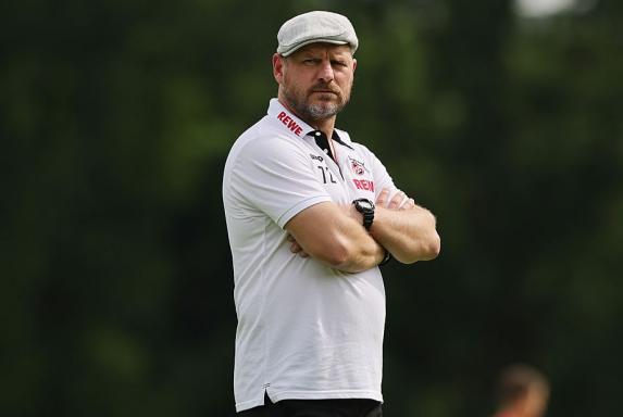 1. FC Köln: Baumgart will Trainingskader reduzieren
