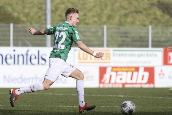 VfB Homberg: Spieler von Rot-Weiß Oberhausen kommt