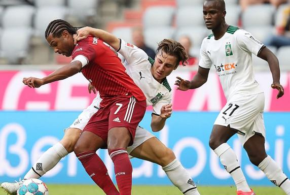 Test: Bayern verliert gegen Gladbach - Gnabry kehrt zurück