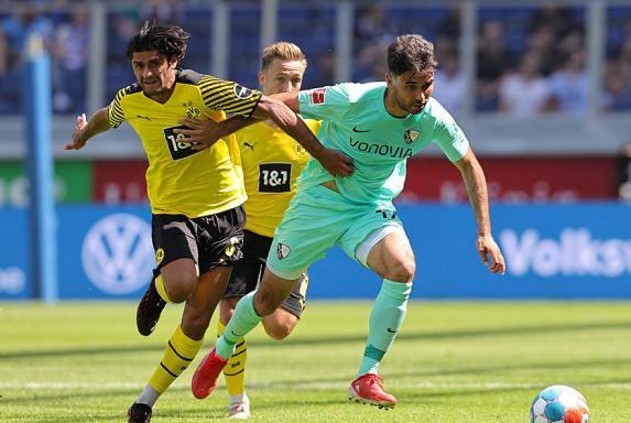 BVB: Dahoud verlängert seinen Vertrag