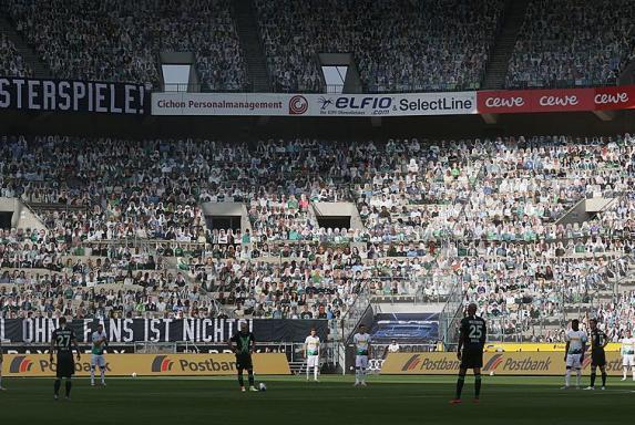 Bundesliga: Gladbach fordert Fans zum Impfen auf
