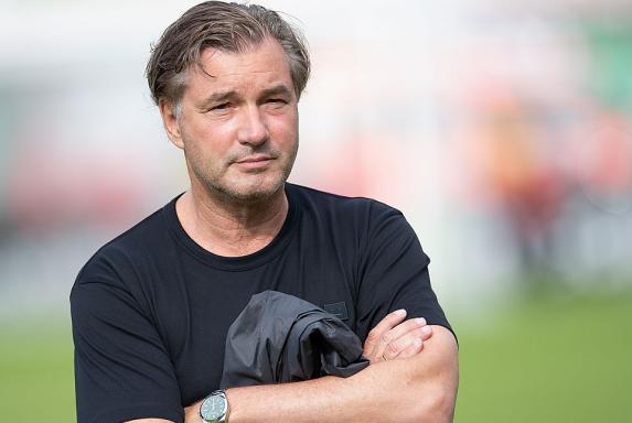 """BVB: Michael Zorc: """"Nicht auf Abschiedstournee"""""""