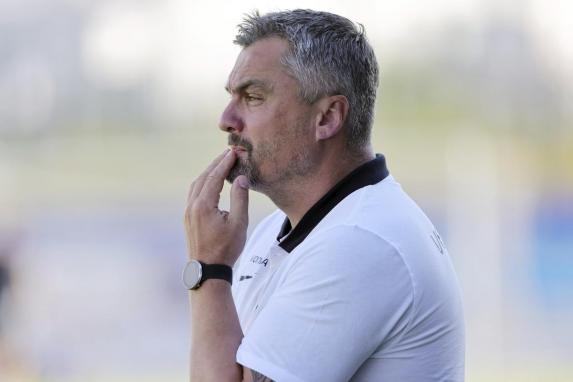 Thomas Reis, Trainer des VfL Bochum. Foto: firo