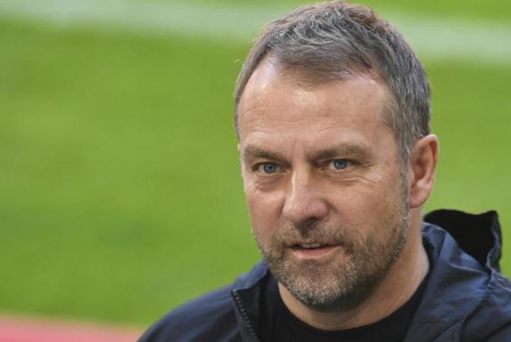 Nationaltrainer Hansi Flick. Foto: dpa