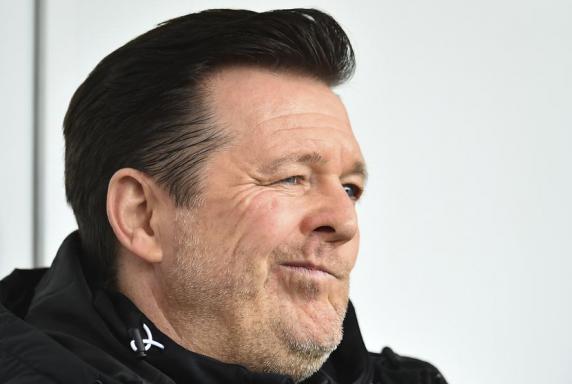 Ex-RWE-Trainer Christian Tiz