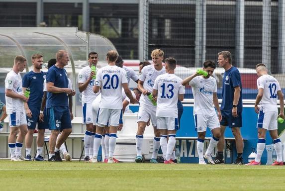 Schalke: U23 verliert und testet Drittligaspieler