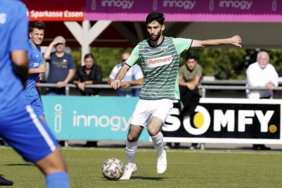 OL NR: FC Kray holt Flügelspieler zurück