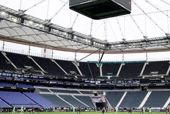 Eintracht-Boss: 60 Prozent Auslastung finanziell nicht genug