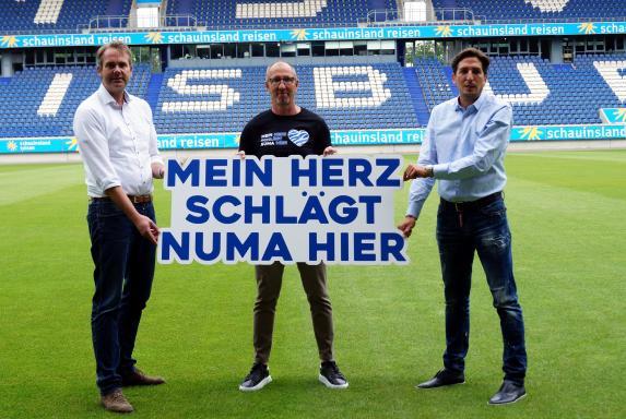 3. Liga: Joachim Hopp wird Botschafter vom MSV Duisburg