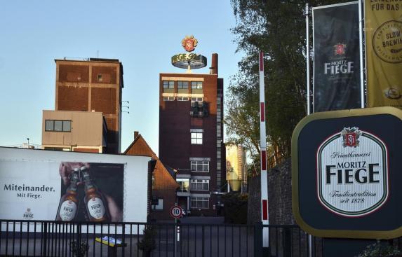 VfL Bochum: Brauerei Fiege verkauft Aufstiegs-Bier