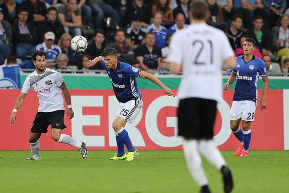 Im Jahr 2016 trafen Villingen und Schalke schon einmal im DFB-Pokal aufeinander