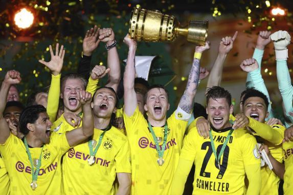 BVB, Borussia Dortmund, DFB-Pokal, Reus, BVB, Borussia Dortmund, DFB-Pokal, Reus