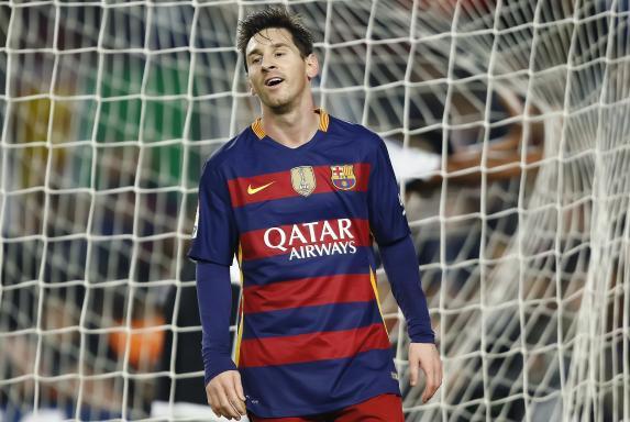 FC Barcelona, Lionel Messi, Saison 2015/16, FC Barcelona, Lionel Messi, Saison 2015/16