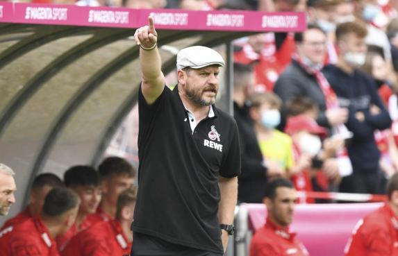 DFB-Pokal: Köln-Trainer Baumgart träumt vom Pokalfinale