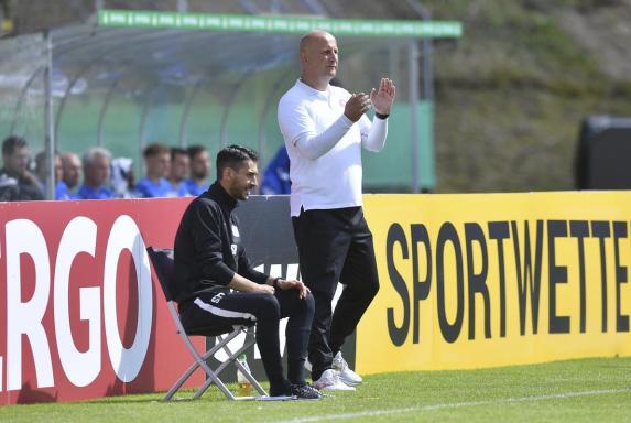 """DFB-Pokal: WSV-Trainer Mehnert lobt """"unfassbare Leistung"""""""