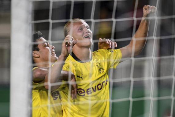 DFB-Pokal: Borussia Dortmund kommt souverän weiter