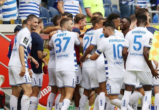 3. Liga: 3:0! Perfekter Saisonstart für den MSV Duisburg