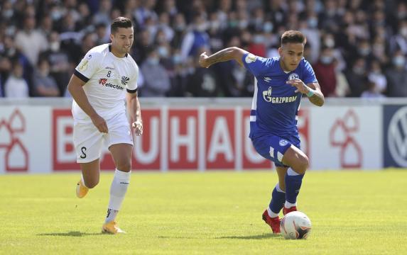 Schalke, Zalazar, Schalke, Zalazar