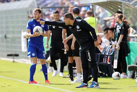 """Schalke: """"Analytisch, nicht laut"""" - Grammozis über das 4:1"""