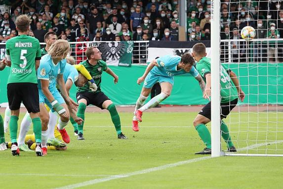 Pokal: Münster will Montag über Einspruch entscheiden