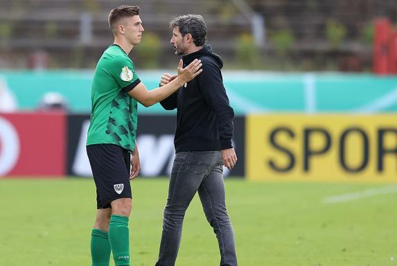 Preußen Münster: Nach Wolfsburg ist vor Aachen