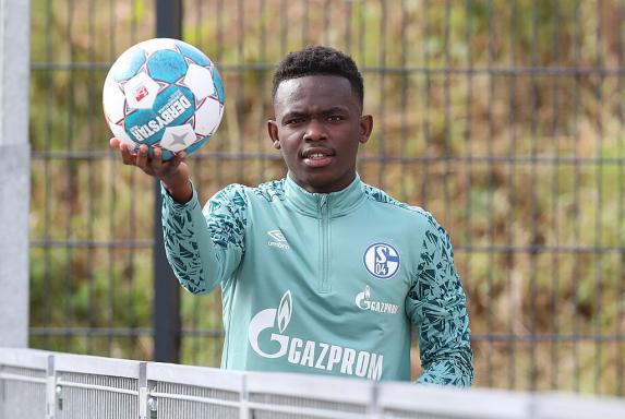 Schalke: Abgang nach Belgien? Matondo vor zweiter Leihe