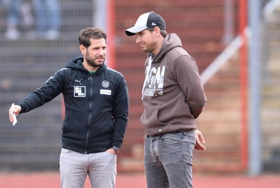 Patrick Helmes (rechts) will mit Alemannia Aachen einen ordentlichen Saisonstart hinlegen.